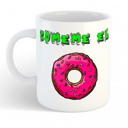 Taza Comeme el Donut