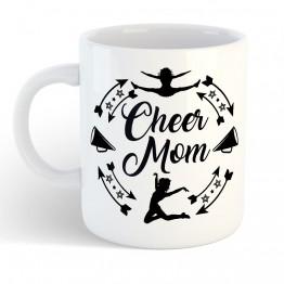 Taza Cheer Mom