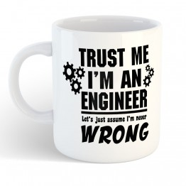 Taza Ingeniero Friki