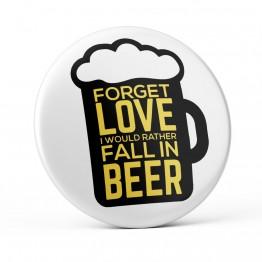 Chapa Cerveza Amor