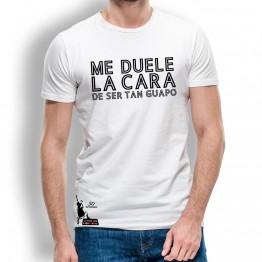 Camiseta Me Duele La Cara para Hombre La Banda del Capitán Inhumano