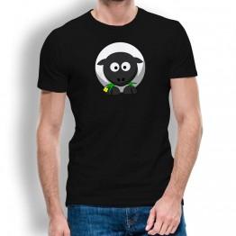 Camiseta Oveja de la Suerte para Hombre