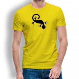 Camiseta Gecko Ventosa para Hombre