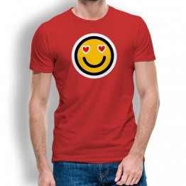 camiseta emotilove hombre