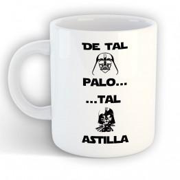 Taza Tal Palo y Tal Astilla