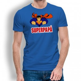 Camiseta Superpapá