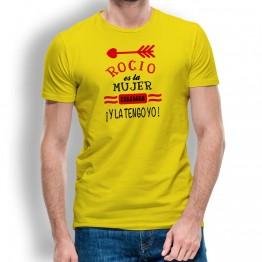 Camiseta Mujer Perfecta para hombre