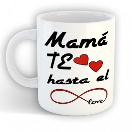 Taza Mamá Te Quiero