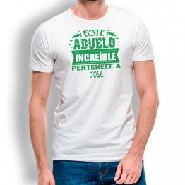 Camiseta Abuelo Increible