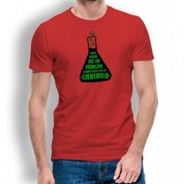 Camiseta Príncipe o Científico