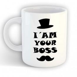 Taza I am Your Boss