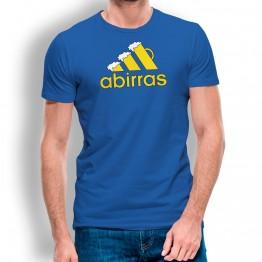 Camiseta Abirras hombre