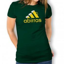 Camiseta Abirras mujer