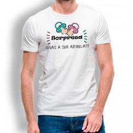 Camiseta Vas a Ser Abuela