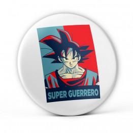 Chapa Super Guerrero Vintage