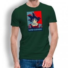 Camiseta Super Guerrero Vintage para hombre