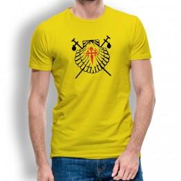 Camiseta Vieira Peregrino para hombre