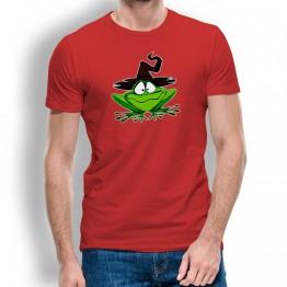 Camiseta Rana Druida para hombre
