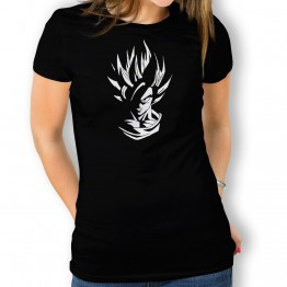 Camiseta Super Guerrero para mujer