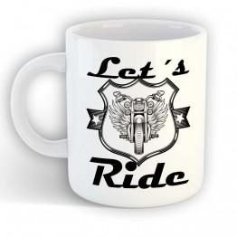 Taza Lets Ride