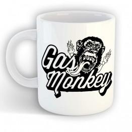 Taza Gas Monkey