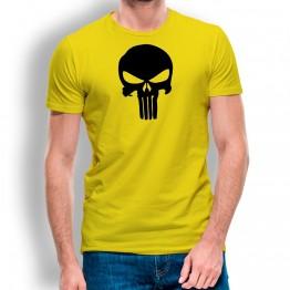 Camiseta Calavera Alien para hombre