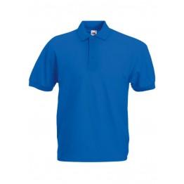 Polo 65/35 Hombre Azul Real