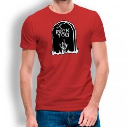 Camiseta Fuck You para hombre