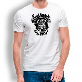 Camiseta Gas Monkey Mono para hombre