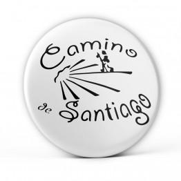 Chapa Camino De Santiago