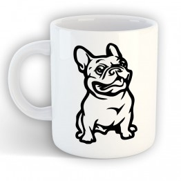 Taza Bulldog