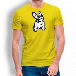 Camiseta Bulldog para hombre