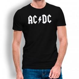 Camiseta ACDC para hombre