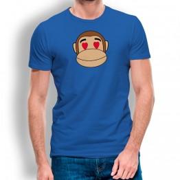 Camiseta Mono Franky Enamorado para hombre