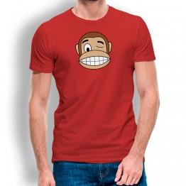 Camiseta Mono Franky Guiño PARA HOMBRE