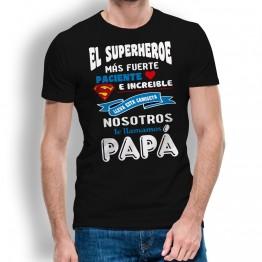 Papa Super Heroe hombre