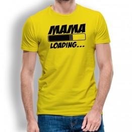 camiseta Mamma loading hombre