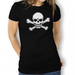 camiseta calavera pirata