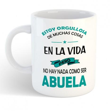 TAZA ABUELA ORGULLOSA