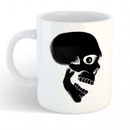 Taza Calavera Cartoon