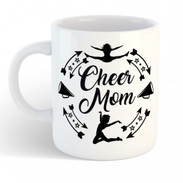 Taza Cheer Mom
