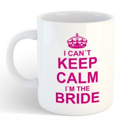 Taza Im the Bride