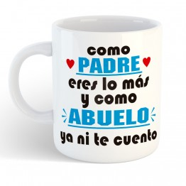 Taza Padre y Abuelo