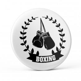 Chapa Boxeo Laurel