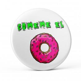 Chapa Comeme el Donut