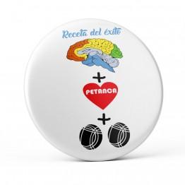 Chapa Receta Petanca
