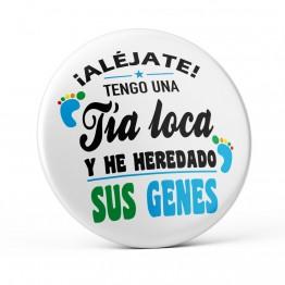 Chapa Tia Loca Genes