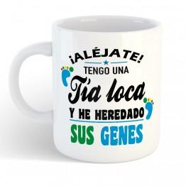 Taza Tia Loca Genes