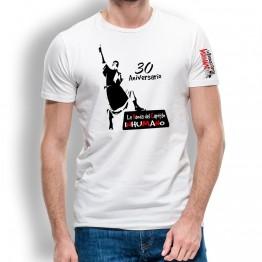 Camiseta hombre silueta de La Banda del Capitán Inhumano