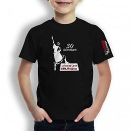Camiseta niños con silueta de La Banda del Capitán Inhumano